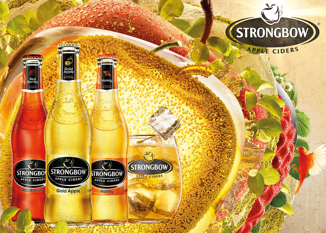 strongbow ads