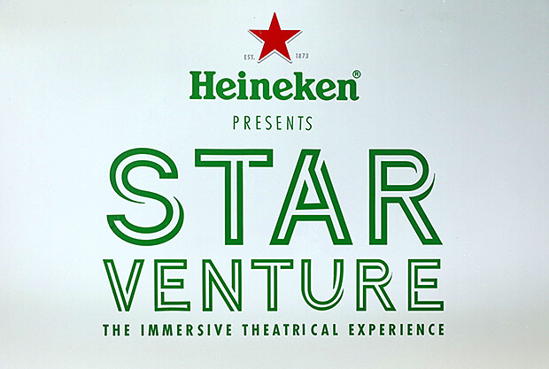 Heineken® Presents Star Venture Thailand's First Multi-Sensorial 360-Degree Immersive Theatrical Experience