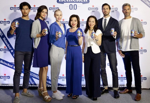 "Heineken® officially launches the new and innovative ""Heineken® 0.0"""