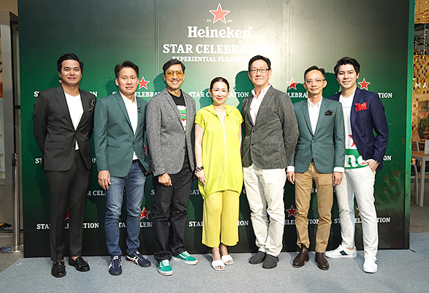 Heineken® Star Celebration Experiential Flagship Store